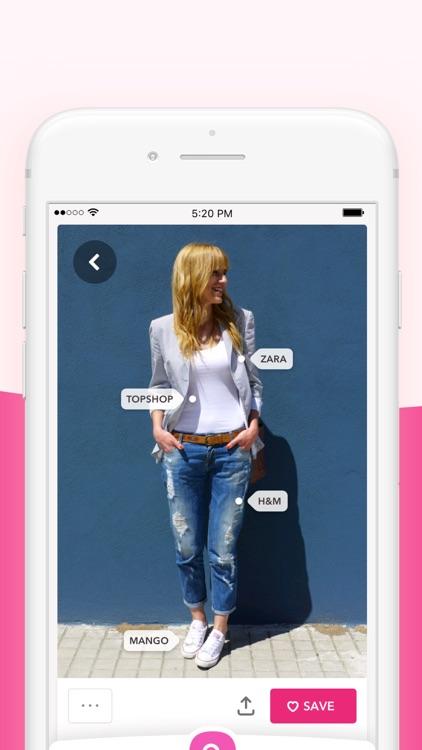 Outfit ideas app. Chicisimo screenshot-3
