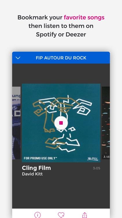 Fip – radio & music streams screenshot-4