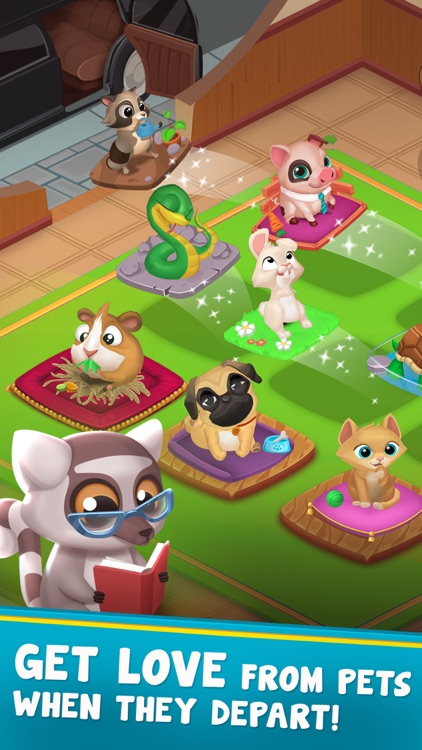 Pets Hotel - Idle Management screenshot-4