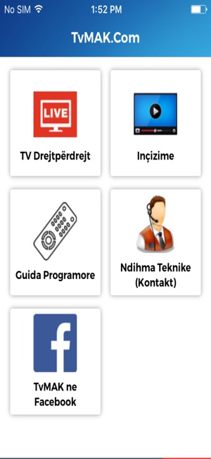 TvMAK Com -SHQIP TV on the App Store