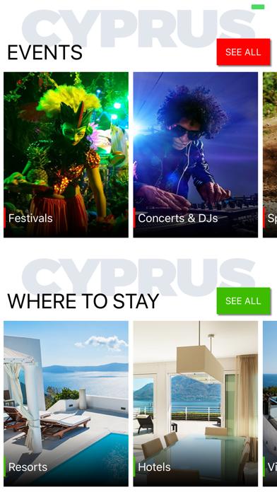 Cyprus Secrets: Travel Guide screenshot four