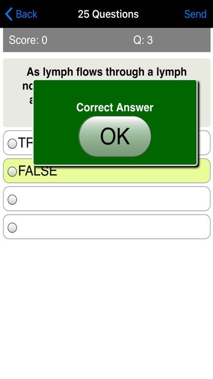 Learning Immunology Quiz screenshot-3