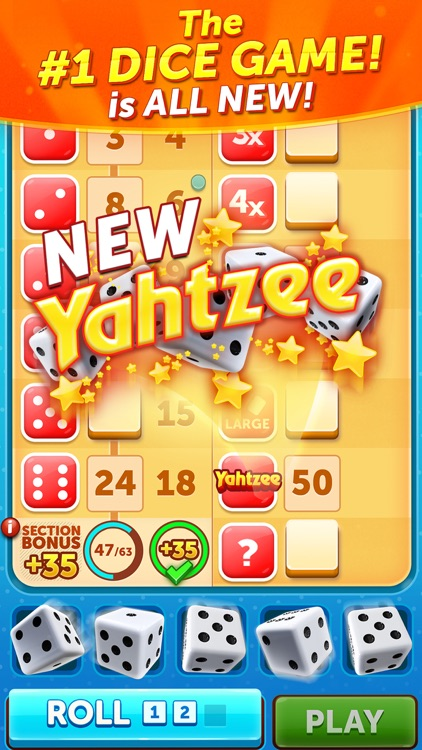 New YAHTZEE® With Buddies screenshot-0