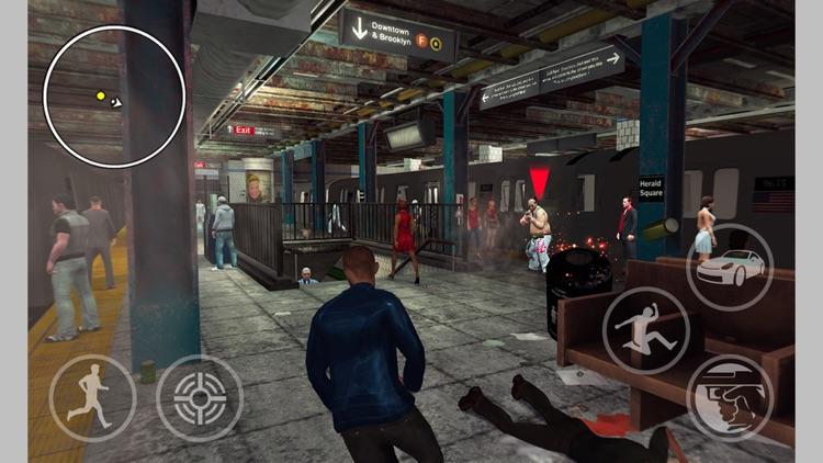 Grand Town Underground Metro screenshot-0
