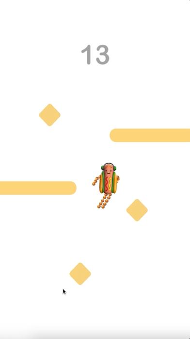 Dancing HotDog - Meme Tap screenshot three