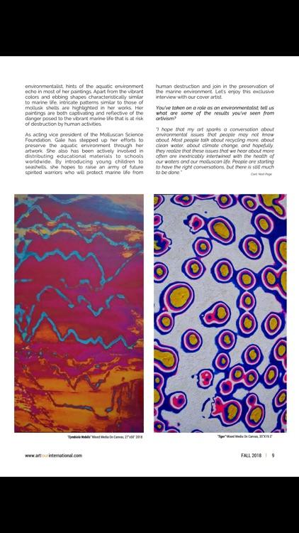 ArtTour International Magazine screenshot-4