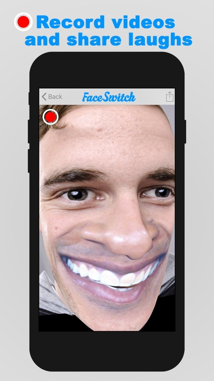 Face Switch - Swap & Mix