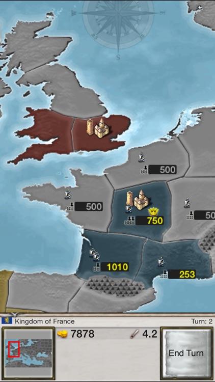 Age of Conquest: Europe screenshot-4
