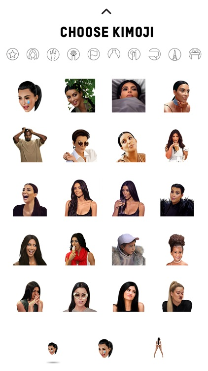 KIMOJI screenshot-0