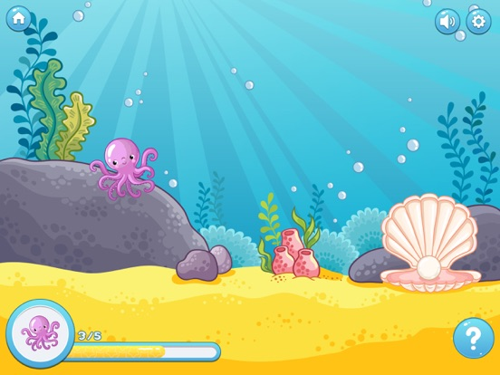 Screenshot #3 for Find: Learning Game 4 Toddlers