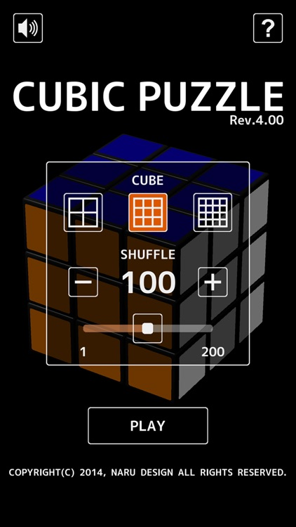 CUBIC PUZZLE screenshot-0