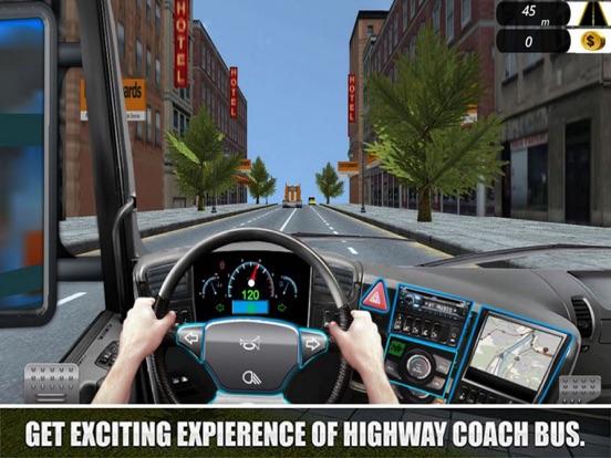 Highway Traffic: Bus Racer screenshot 5