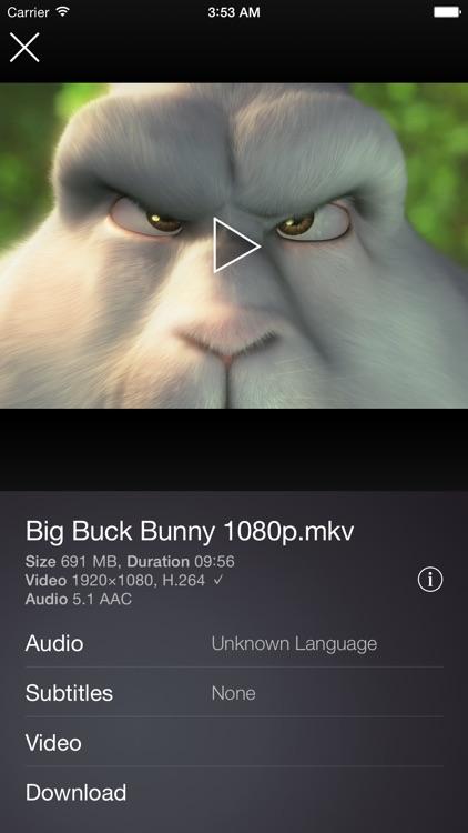Air Video HD. screenshot-4