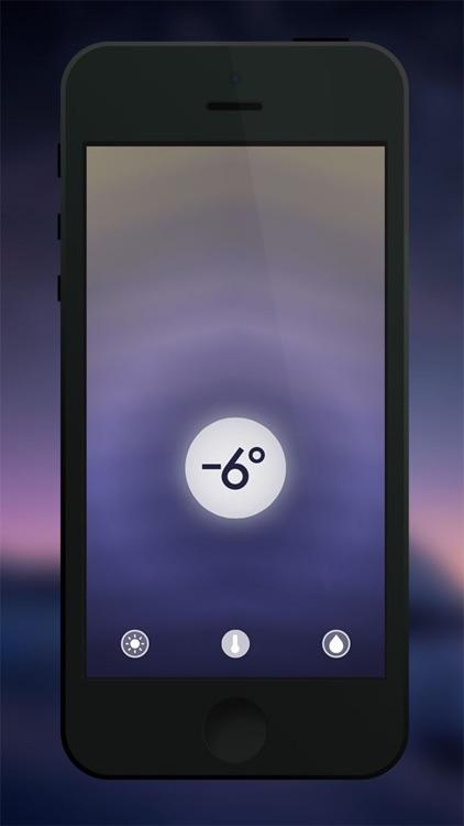 Haze ~ Weather Forecasts screenshot-3