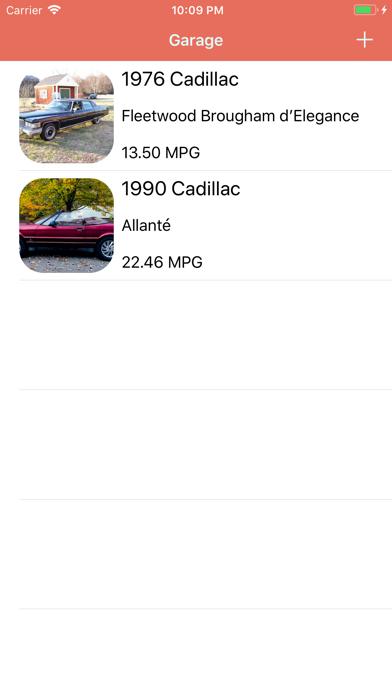Car Keeper screenshot one