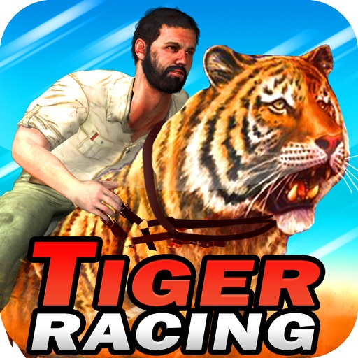 Tiger Racing : Simulator Race iOS App