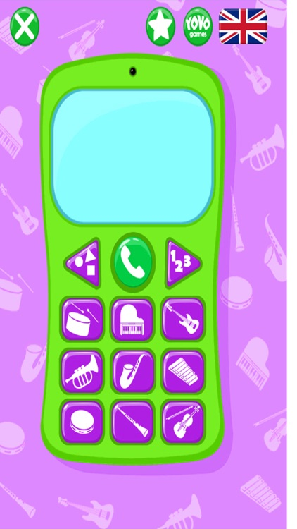 Baby Phone !!! screenshot-3