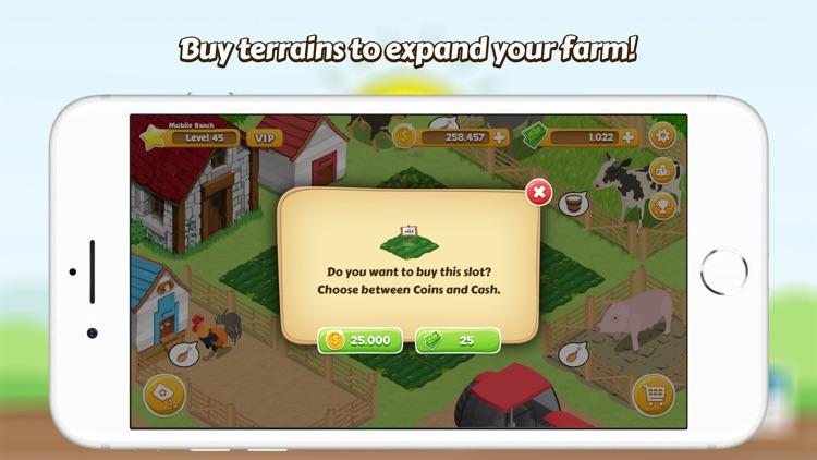 Mobile Ranch: Happy Farm screenshot-4
