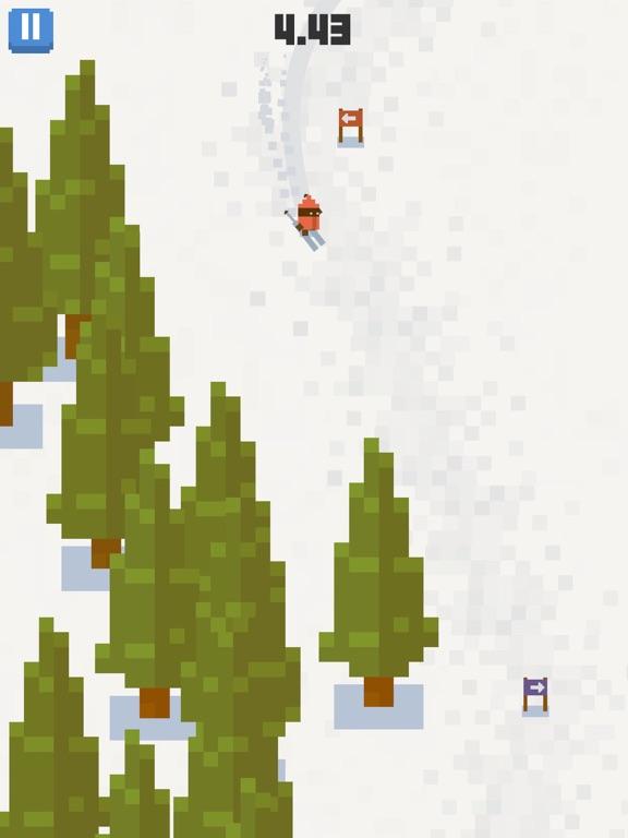 Skiing Yeti Mountainのおすすめ画像2