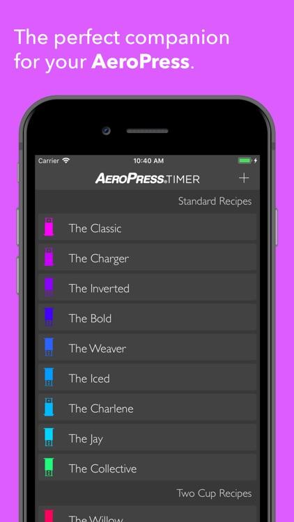 AeroPress Timer