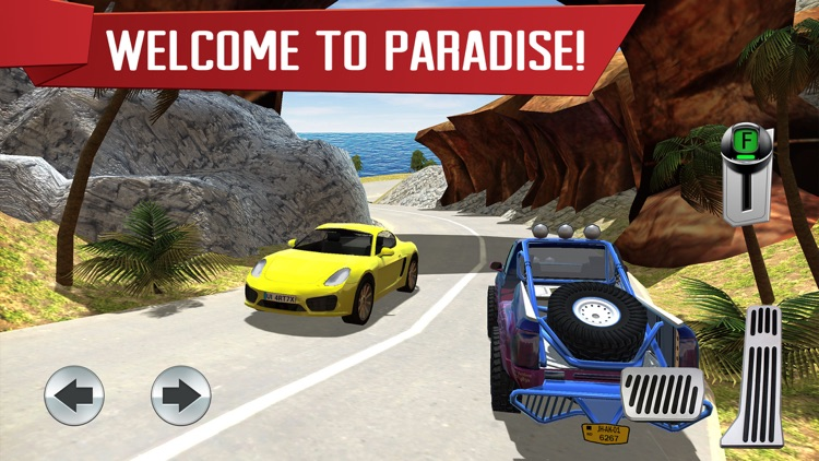 Parking Island: Mountain Road screenshot-0