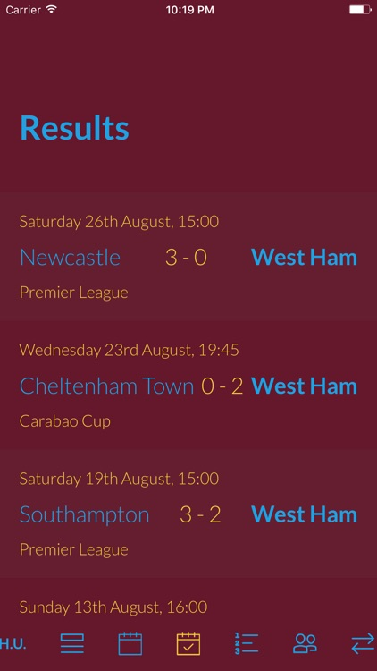 Team West Ham screenshot-1