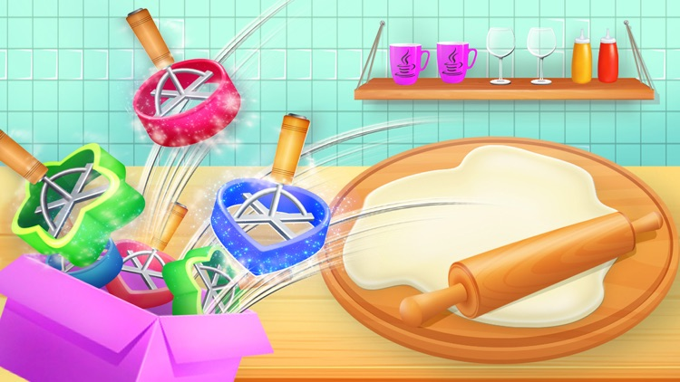 Donut Shop: Kids Cooking Games screenshot-3
