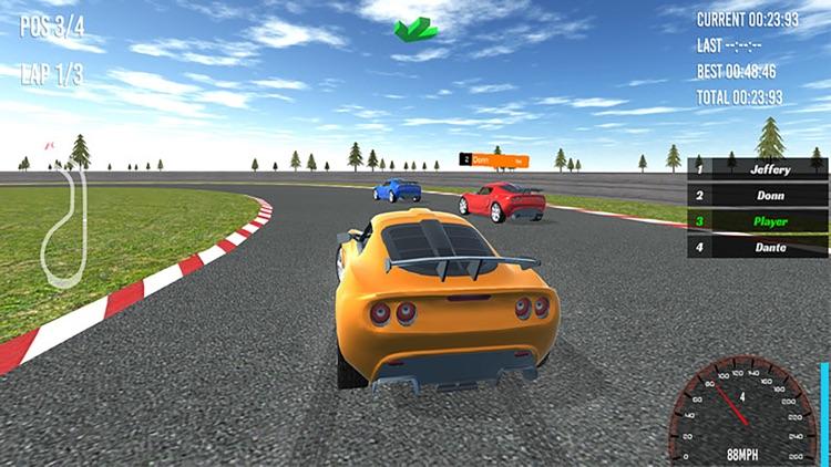 模拟赛车人生-体验3D跑车游戏