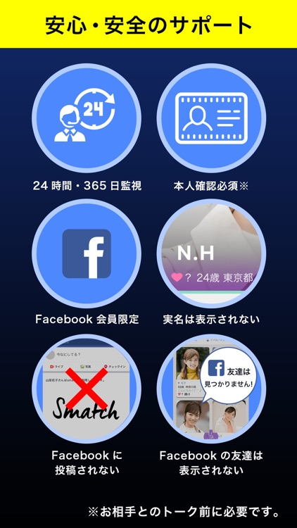 Smatch(スマッチ) - 婚活&恋活 マッチングアプリ screenshot-4