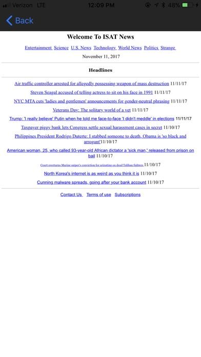download ISAT News apps 2