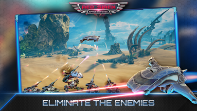 Red Siren: Space Defense for windows pc