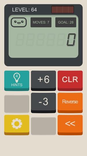 Calculator: The Game Screenshot