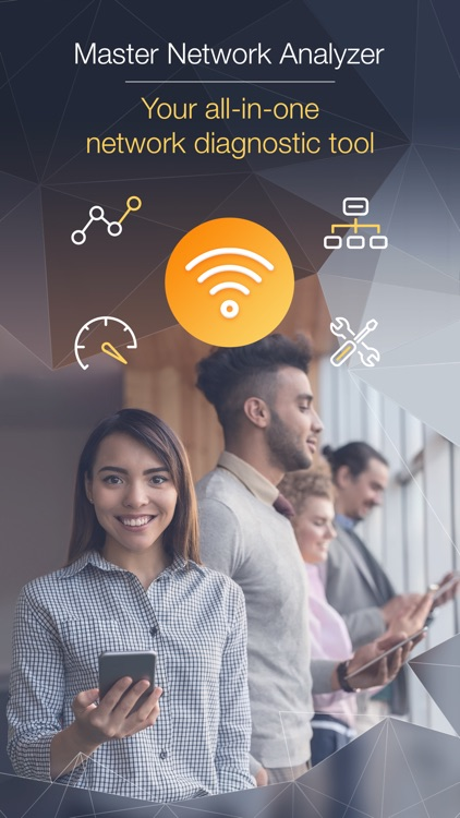 Network Analyzer Master Pro