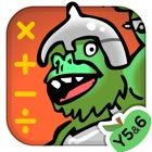 Monster Math Year 5 & 6 icon