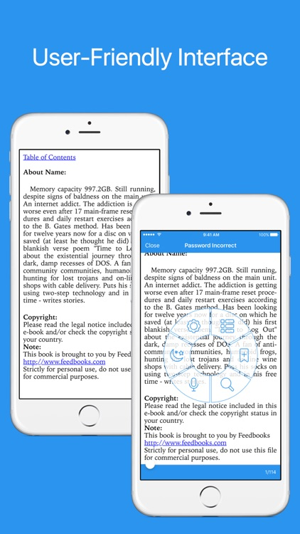 MOBI Reader Pro - Reader for mobi, azw, azw3 screenshot-0