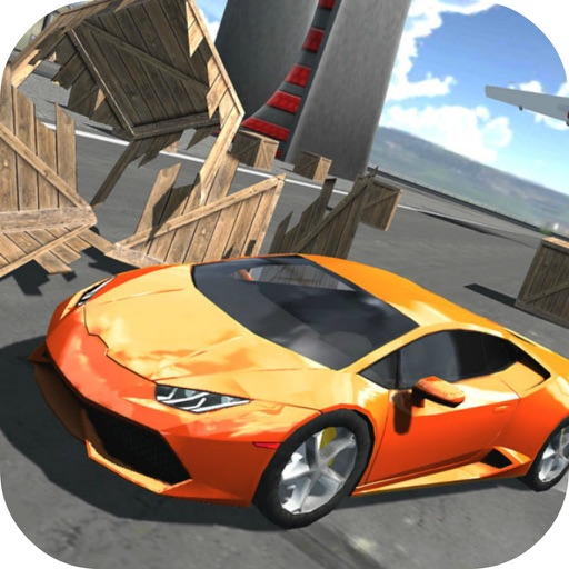 Speed Car Extreme Track