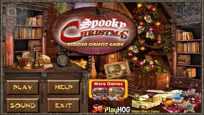 Spooky Christmas Hidden Object screenshot four