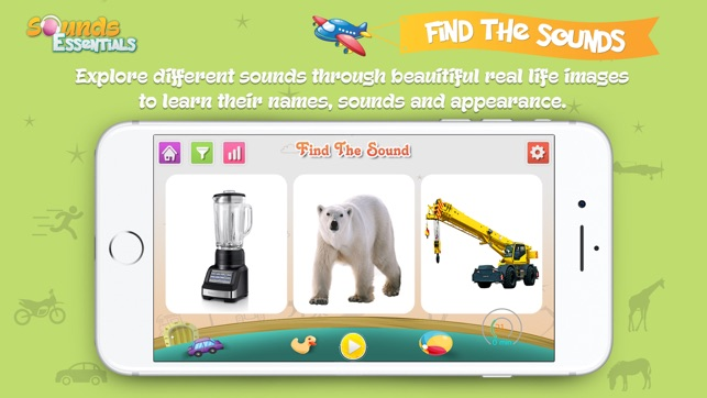 Sounds Essentials Screenshot