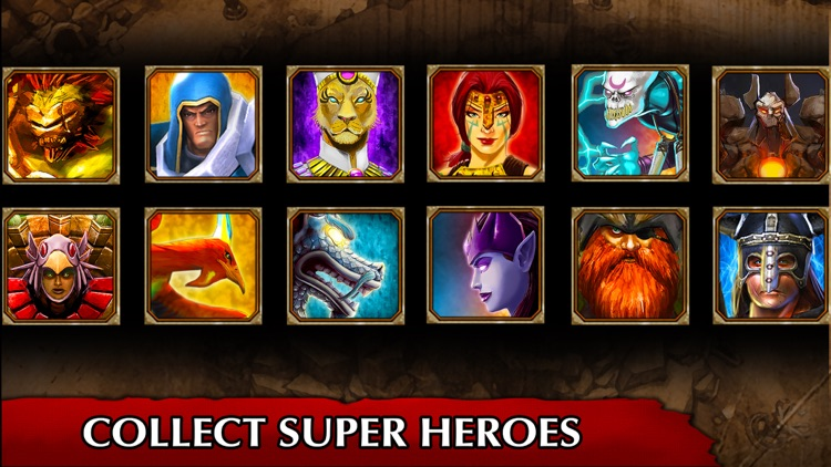 Legendary Heroes MOBA screenshot-1