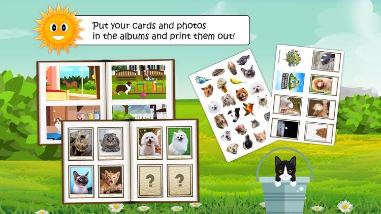 My Pets: Cat & Dog For Kids screenshot-4