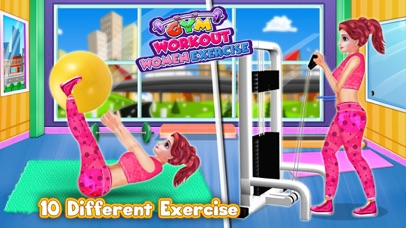 Gym Workout - Women Exercise screenshot 4