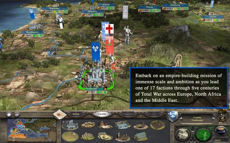 Medieval II: Total War™ screenshot 1