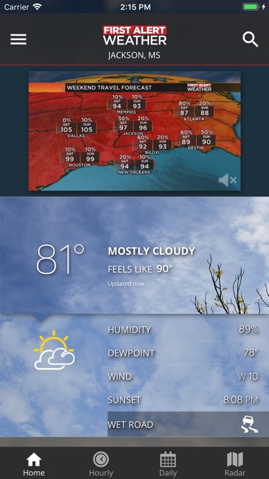 First Alert Weather for Windows