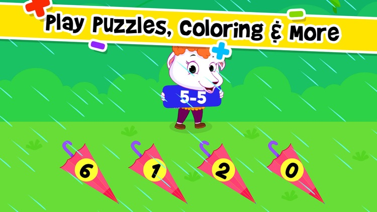 Addition & Subtraction Kids K2 screenshot-5