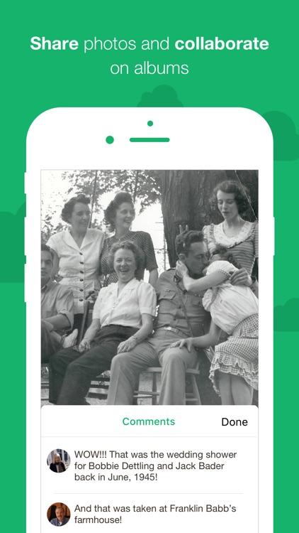 MemoryWeb – family photo app screenshot-3