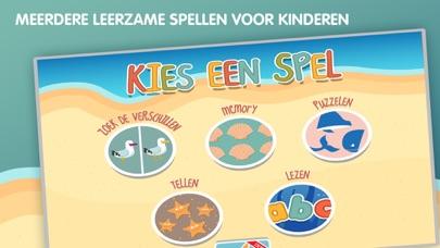 Screenshot for Zeester leerspel voor kinderen in Hong Kong App Store