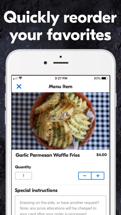Grubhub – Order Food Delivery screenshot-4