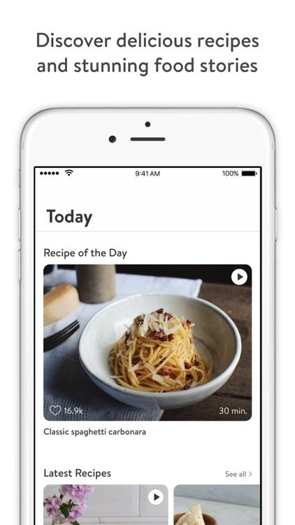 Kitchen Stories Recipes screenshot-0