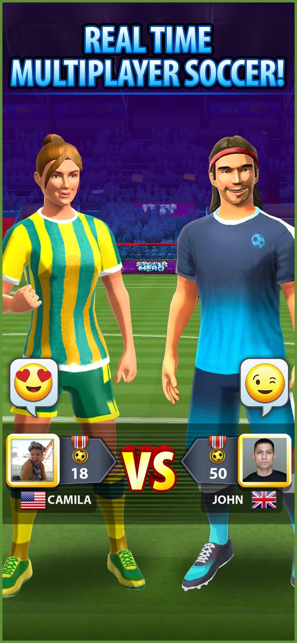 Soccer! Hero Cheat Codes