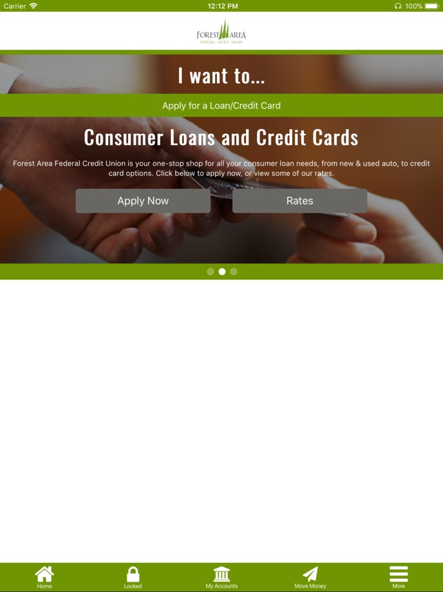 Forest Area Fcu On The App Store